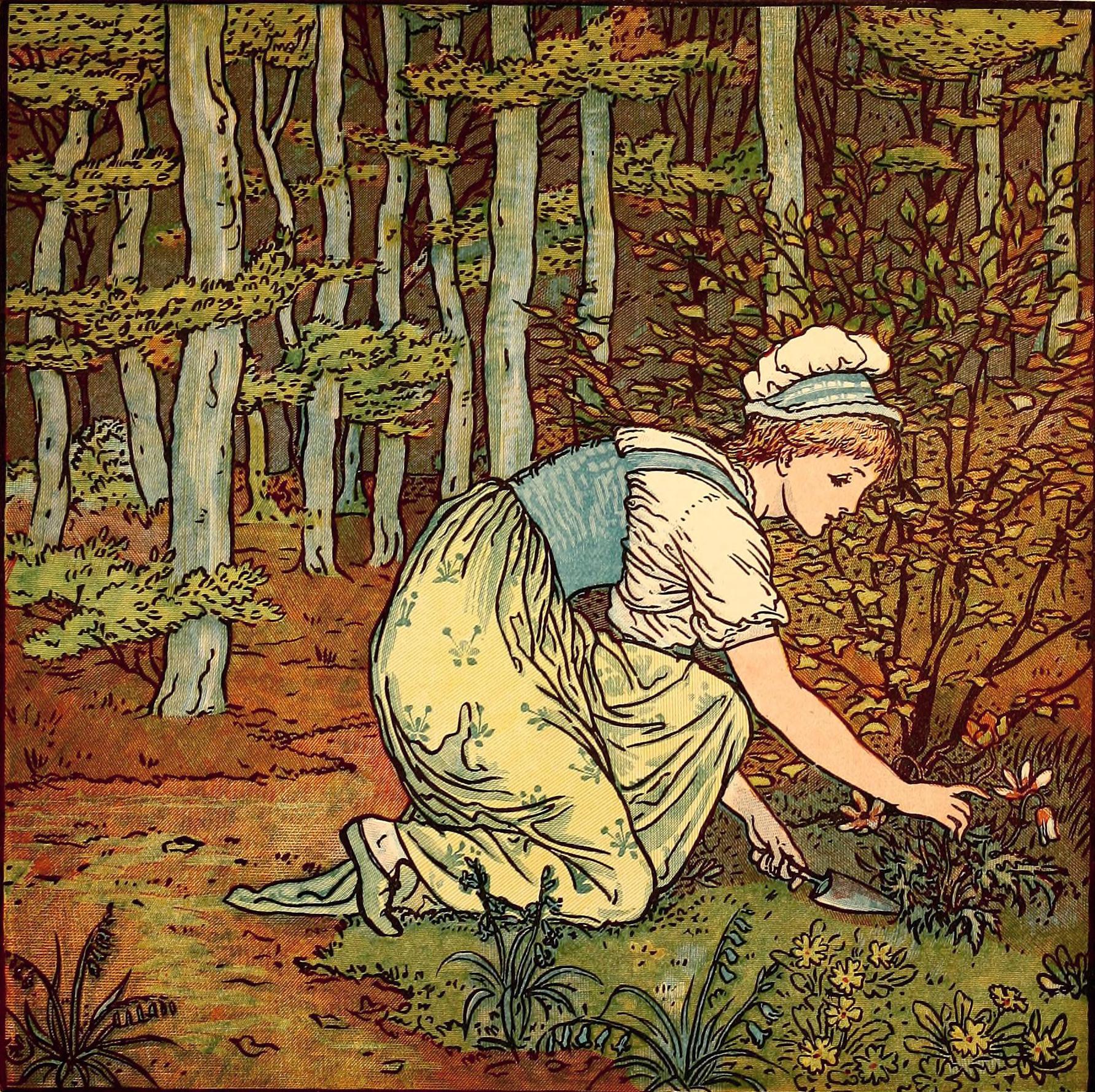 woman-gardening-color-illustration-by-walter-crane-circa-1889